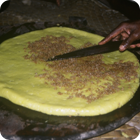 Breadfruit pudding – Motalava, Banks