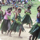 A women's dance – Jolap, Gaua, Banks